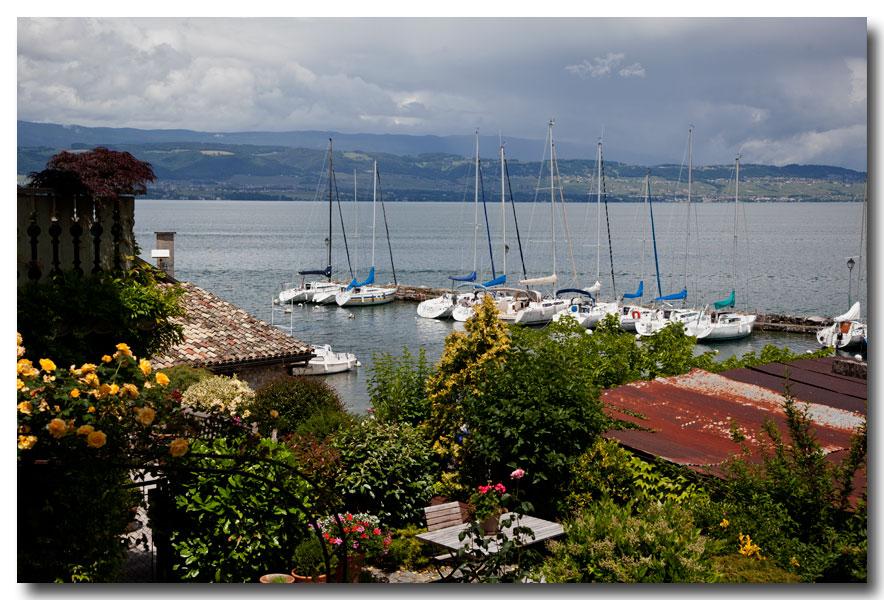 《酒一船摄影》- 瑞士行:日内瓦湖畔的法国小镇_图1-39