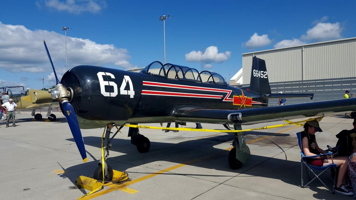 飞行表演 - Air Show, Westfield MA_图1-12