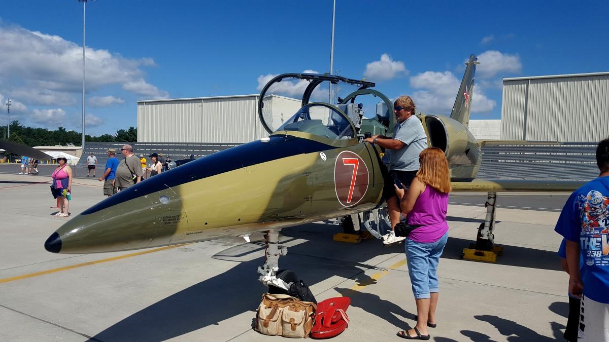 飞行表演 - Air Show, Westfield MA_图1-13