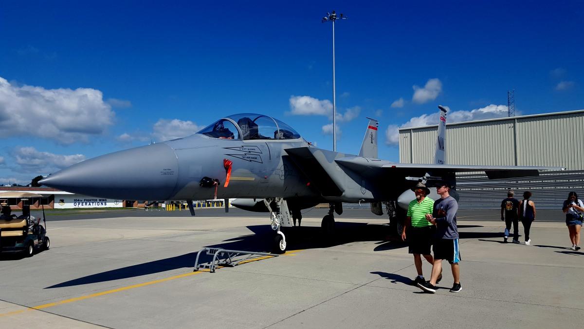 飞行表演 - Air Show, Westfield MA_图1-15