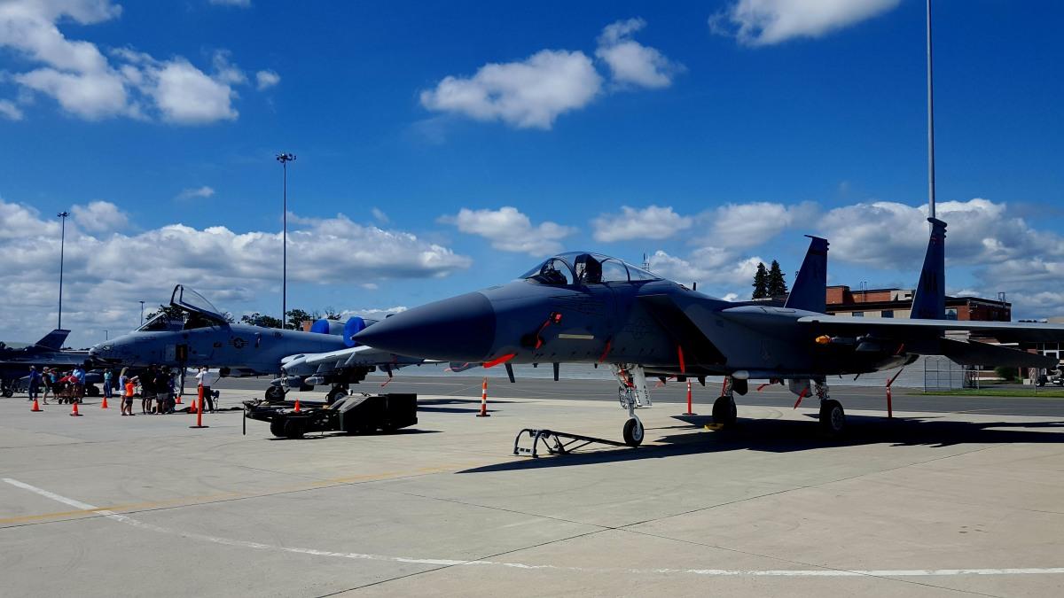 飞行表演 - Air Show, Westfield MA_图1-16