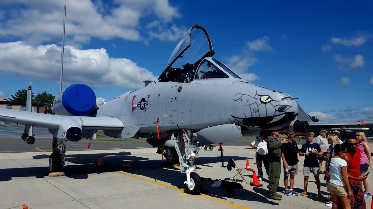 飞行表演 - Air Show, Westfield MA_图1-17