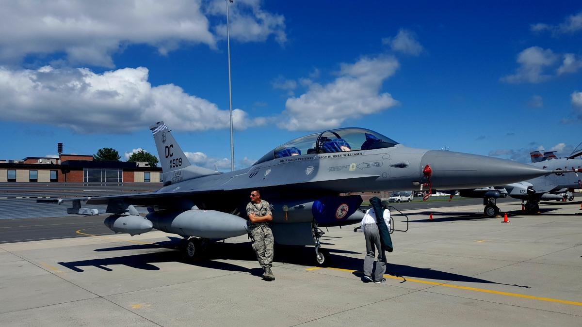 飞行表演 - Air Show, Westfield MA_图1-18