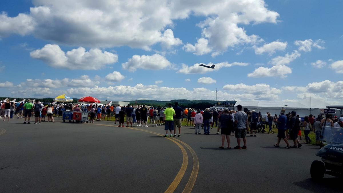 飞行表演 - Air Show, Westfield MA_图1-20