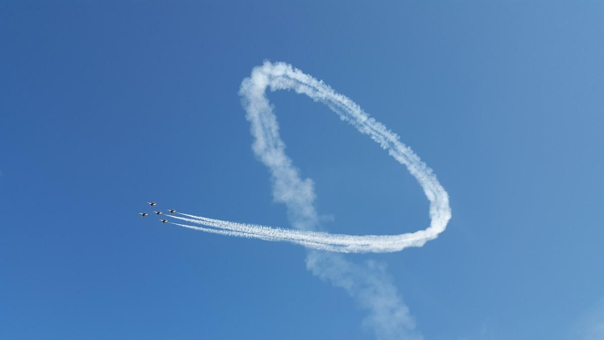 飞行表演 - Air Show, Westfield MA_图1-22