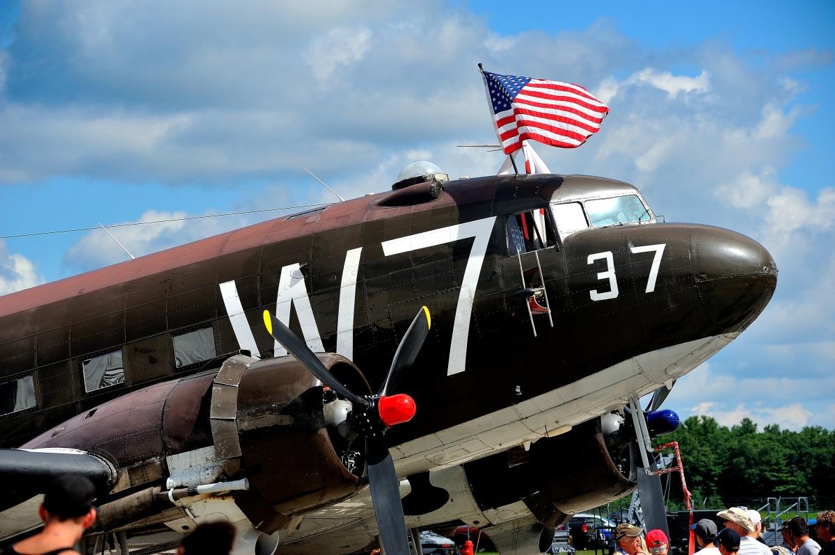 飞行表演 - Air Show, Westfield MA_图1-32
