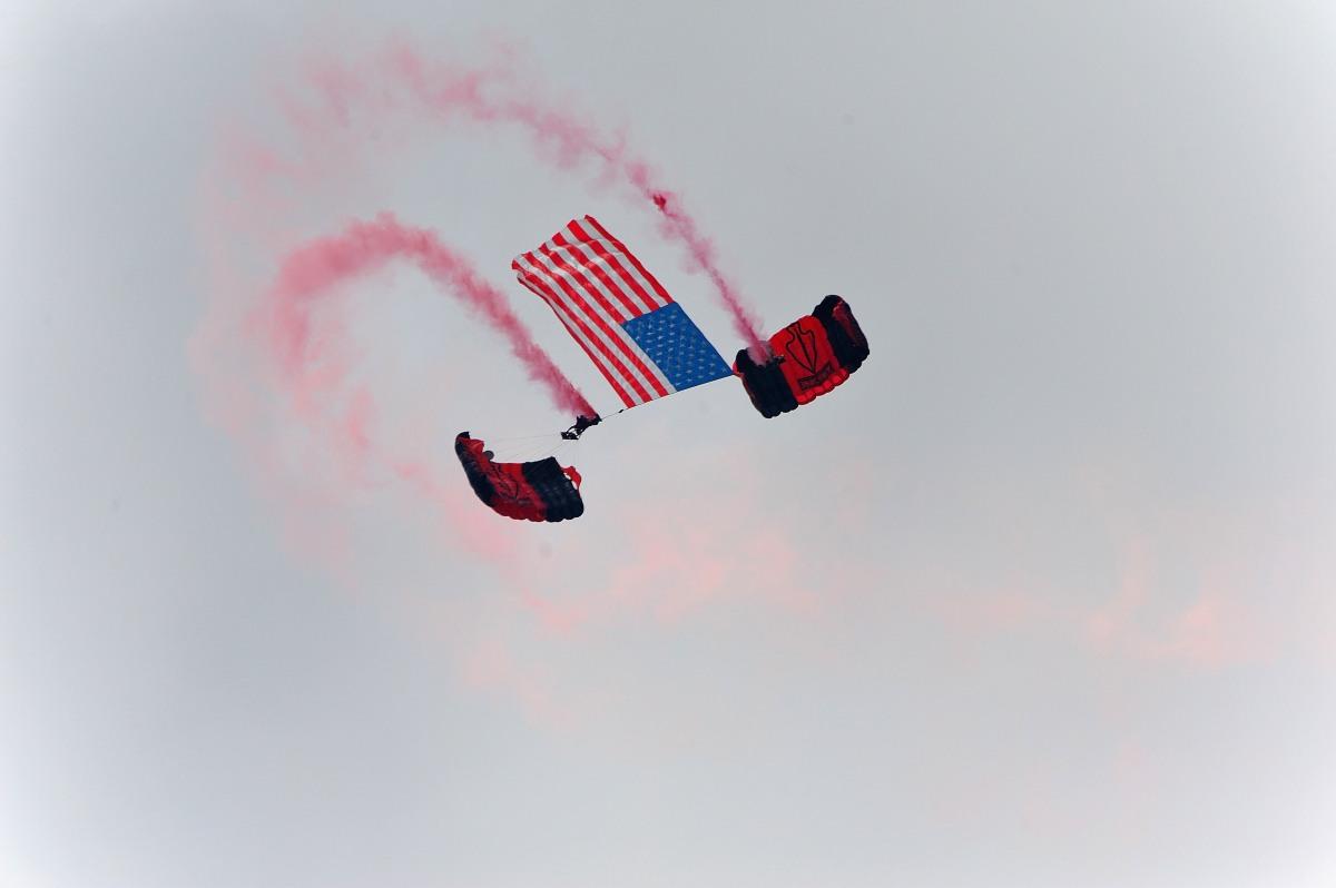 飞行表演 - Air Show, Westfield MA_图1-34