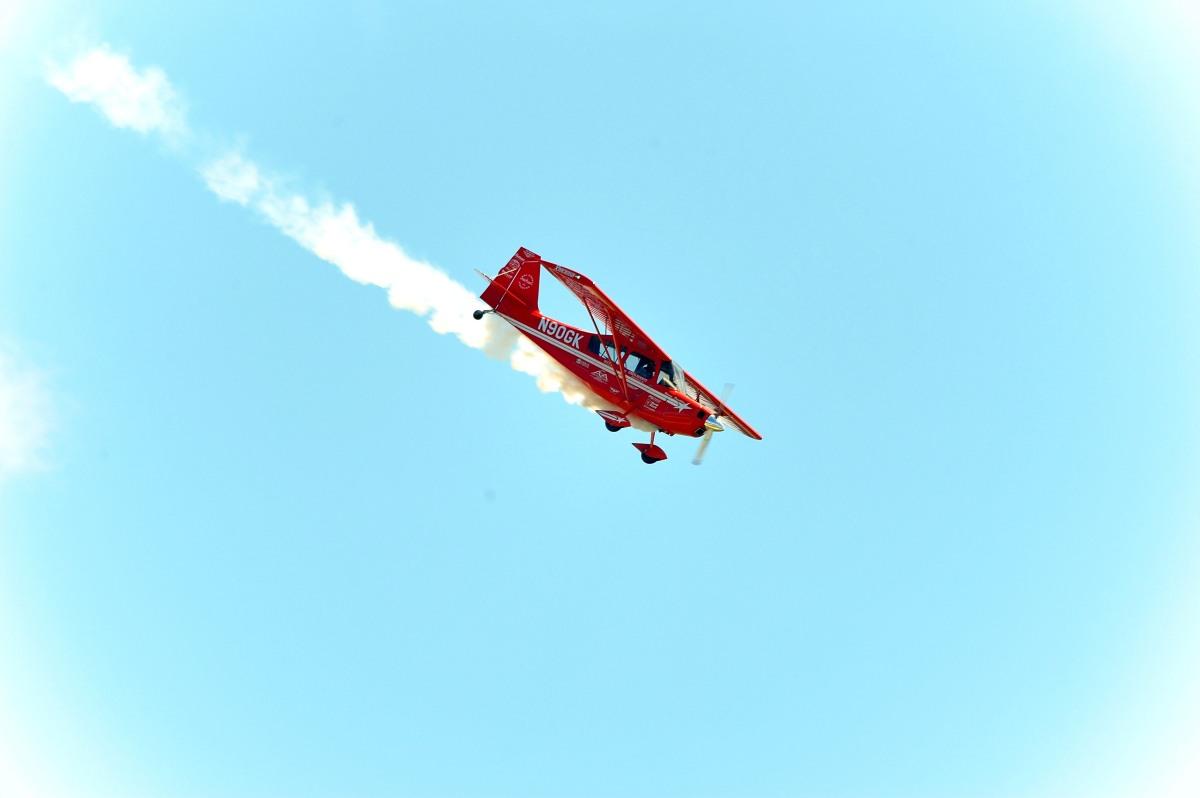 飞行表演 - Air Show, Westfield MA_图1-36