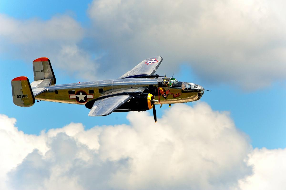 飞行表演 - Air Show, Westfield MA_图1-43