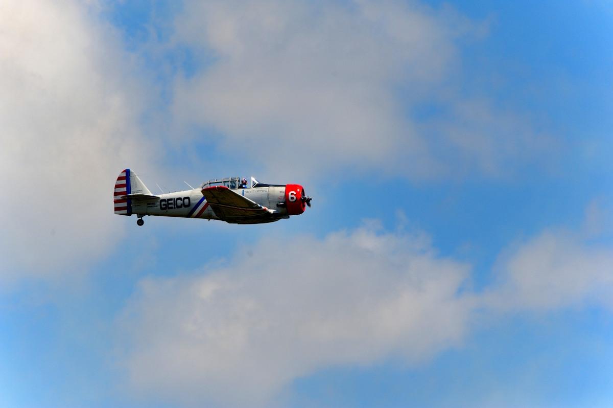 飞行表演 - Air Show, Westfield MA_图1-100