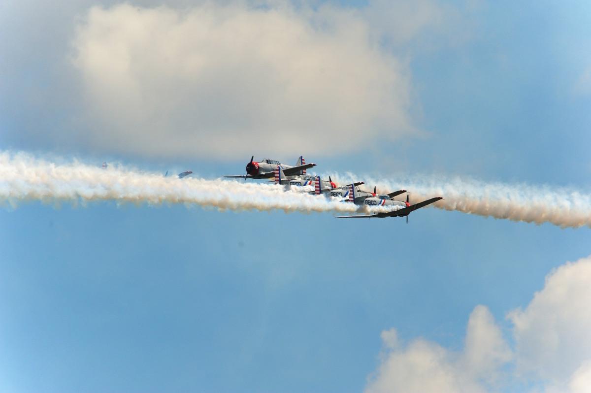 飞行表演 - Air Show, Westfield MA_图1-47