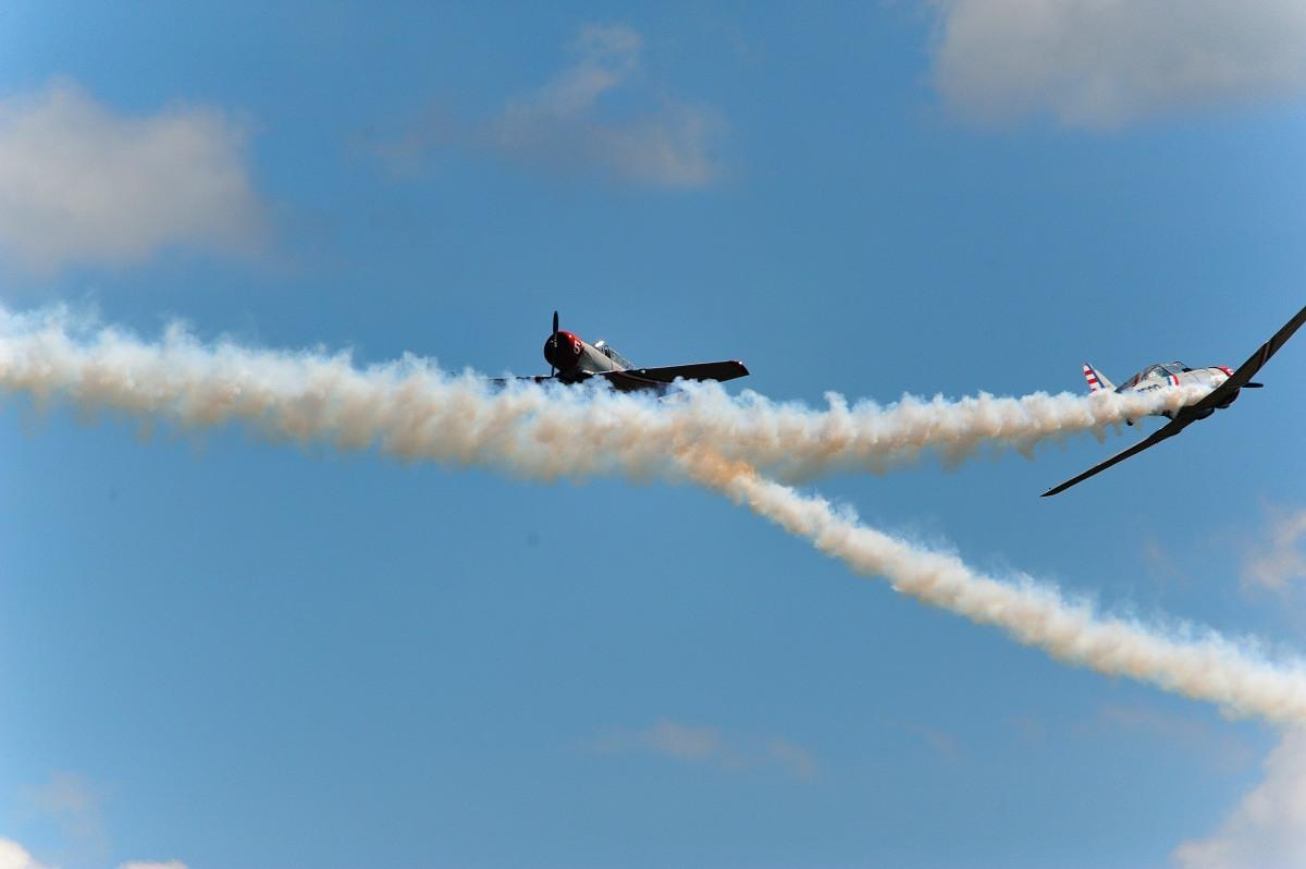 飞行表演 - Air Show, Westfield MA_图1-49