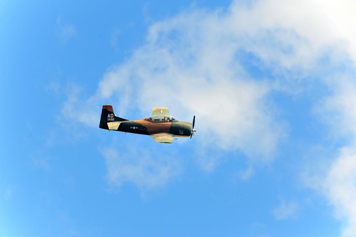 飞行表演 - Air Show, Westfield MA_图1-52
