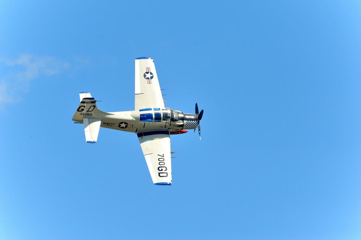 飞行表演 - Air Show, Westfield MA_图1-53