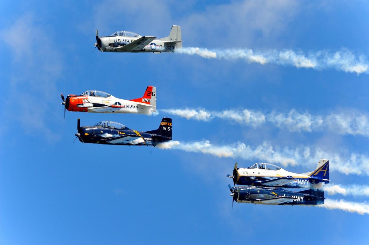 飞行表演 - Air Show, Westfield MA_图1-54