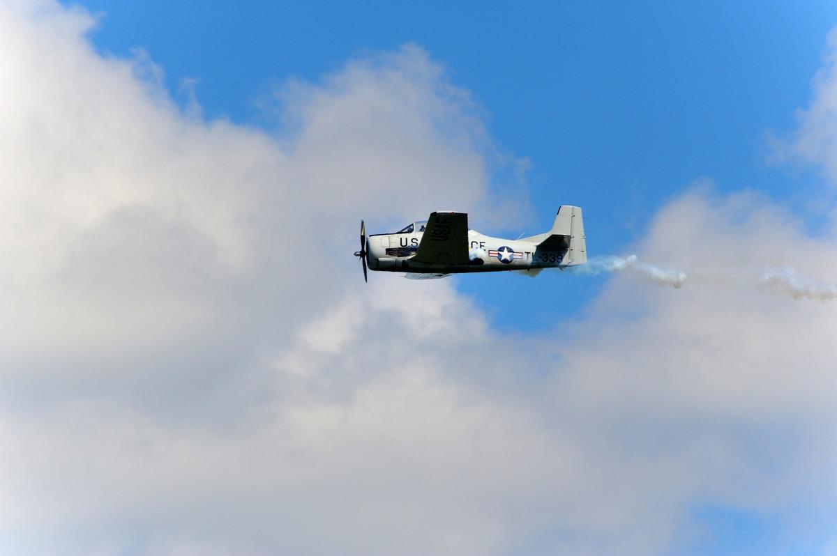 飞行表演 - Air Show, Westfield MA_图1-56