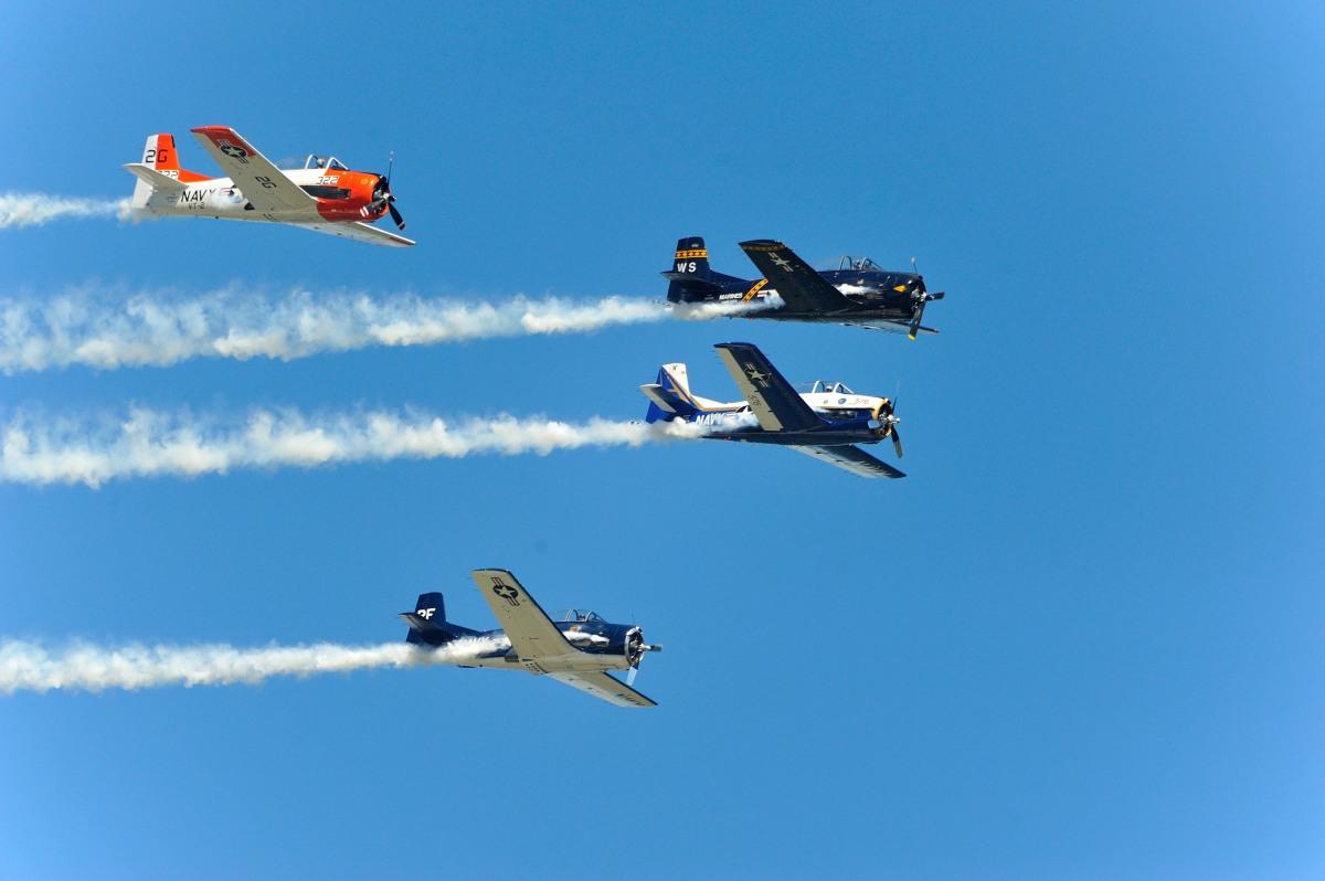 飞行表演 - Air Show, Westfield MA_图1-57