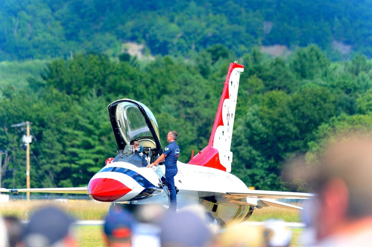 飞行表演 - Air Show, Westfield MA_图1-61