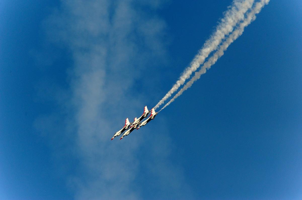 飞行表演 - Air Show, Westfield MA_图1-64