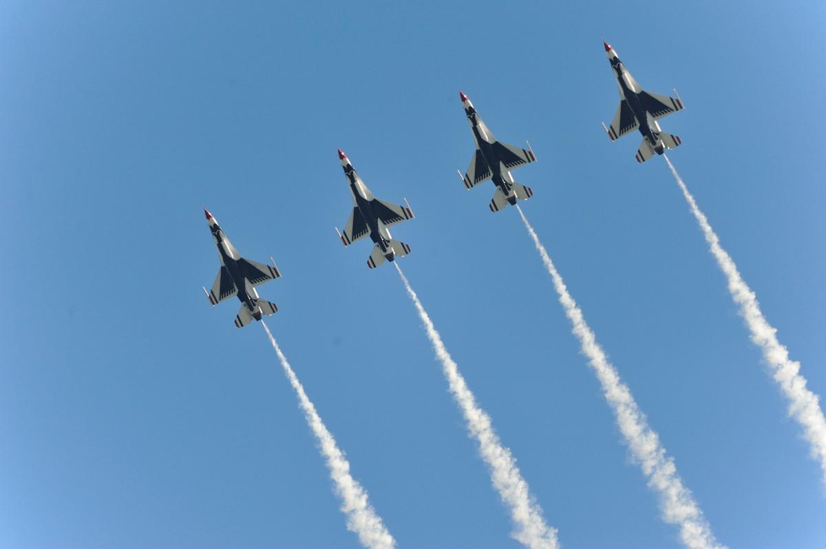 飞行表演 - Air Show, Westfield MA_图1-106