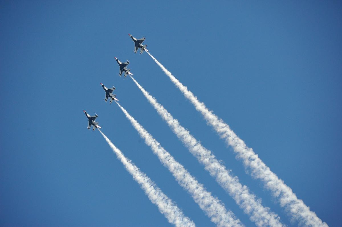 飞行表演 - Air Show, Westfield MA_图1-66