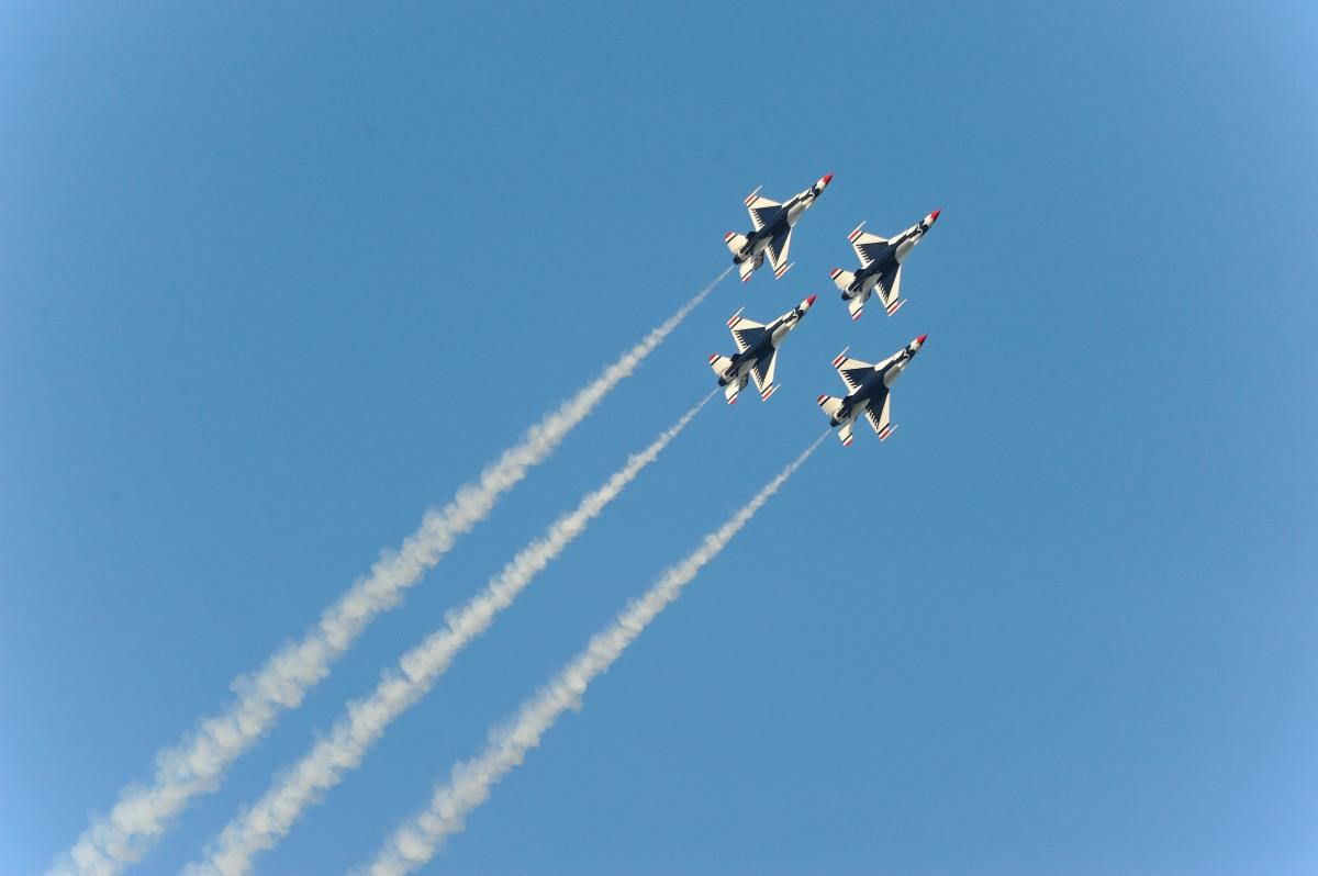 飞行表演 - Air Show, Westfield MA_图1-67
