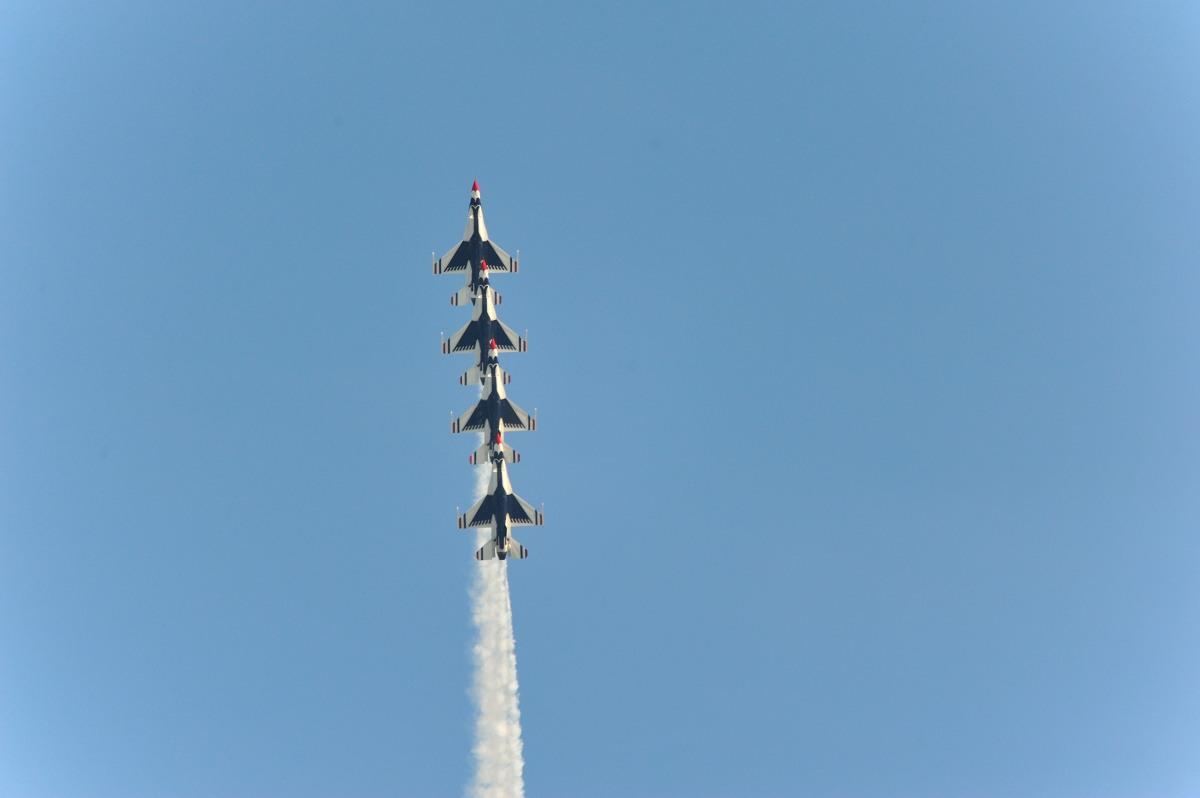 飞行表演 - Air Show, Westfield MA_图1-68