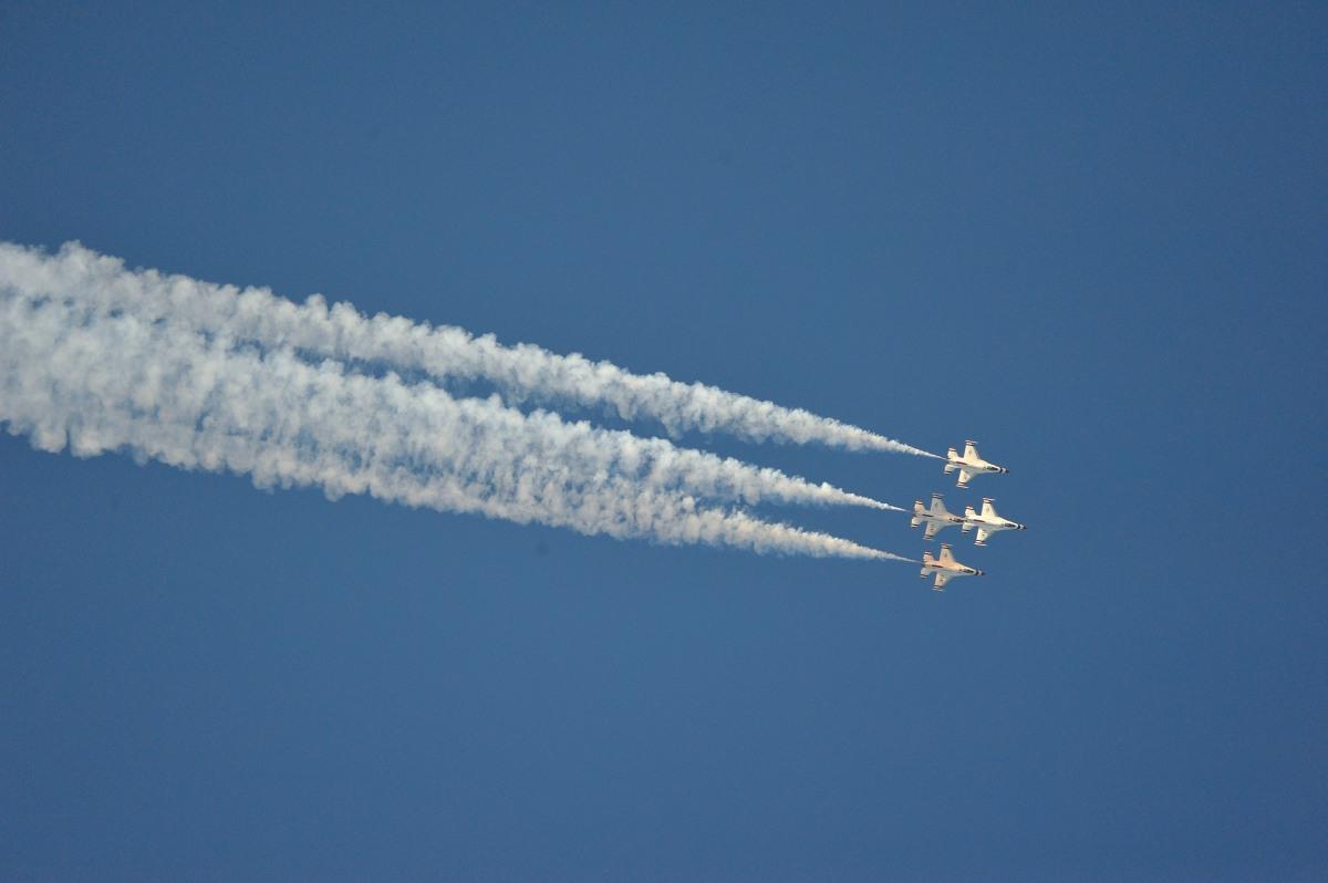 飞行表演 - Air Show, Westfield MA_图1-69