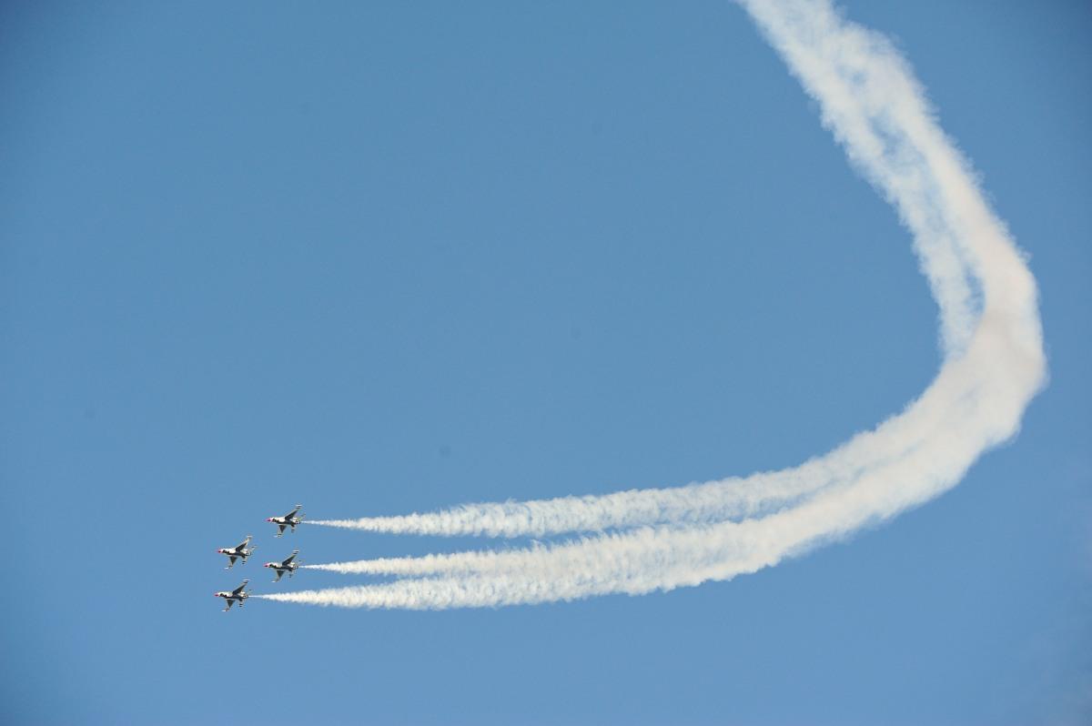 飞行表演 - Air Show, Westfield MA_图1-70