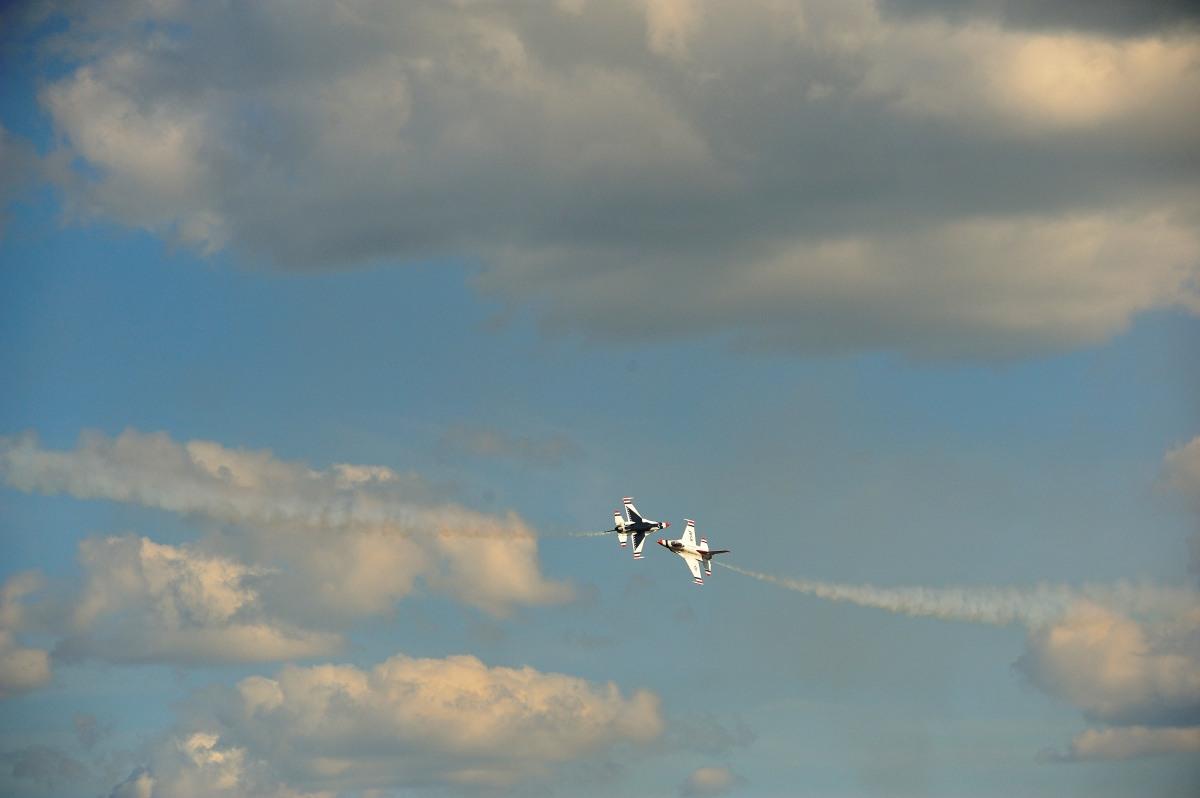 飞行表演 - Air Show, Westfield MA_图1-72