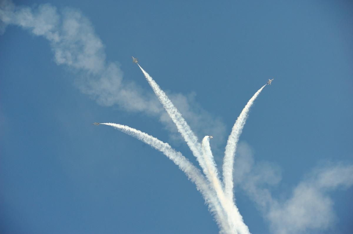 飞行表演 - Air Show, Westfield MA_图1-77