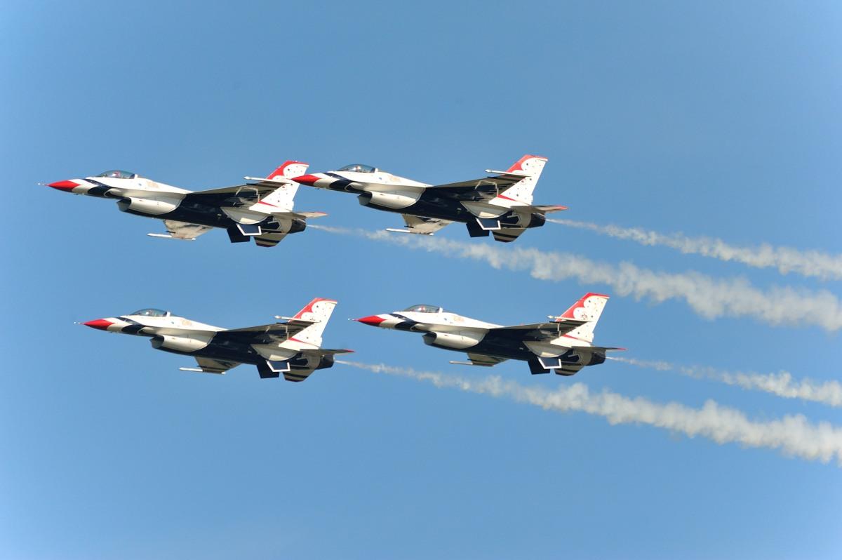 飞行表演 - Air Show, Westfield MA_图1-81