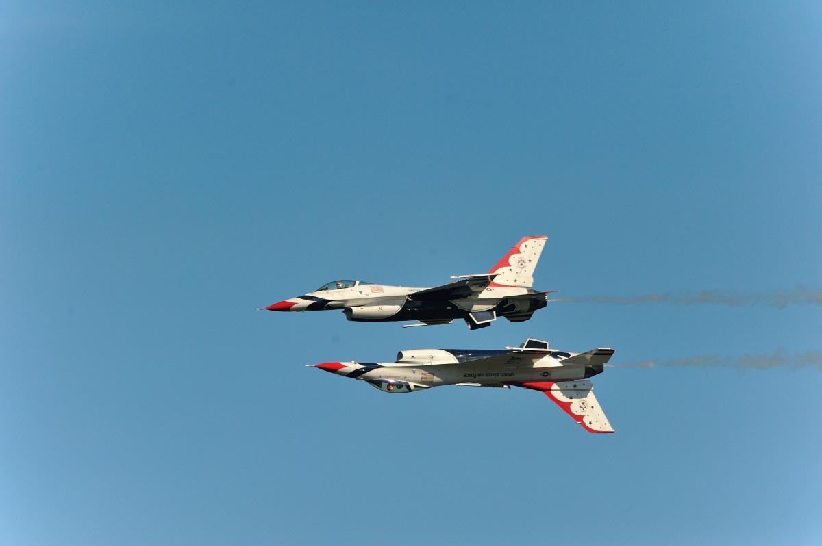 飞行表演 - Air Show, Westfield MA_图1-82