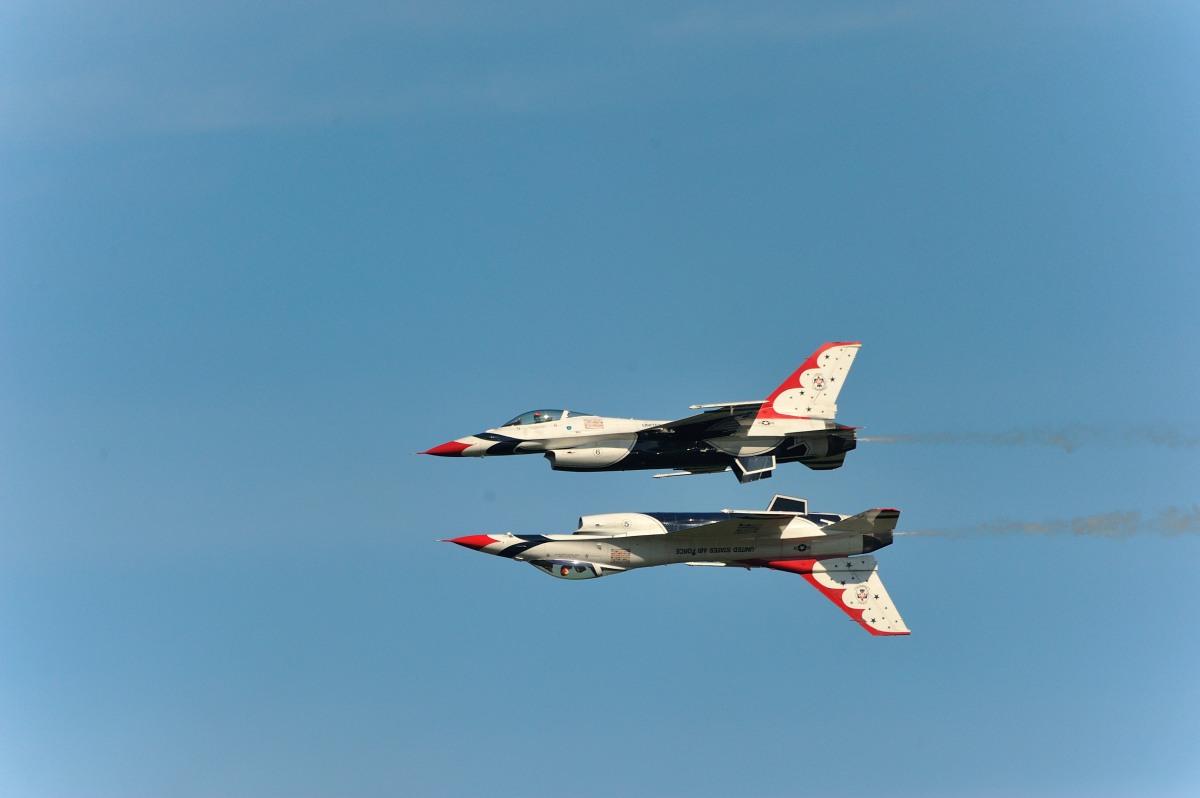 飞行表演 - Air Show, Westfield MA_图1-83