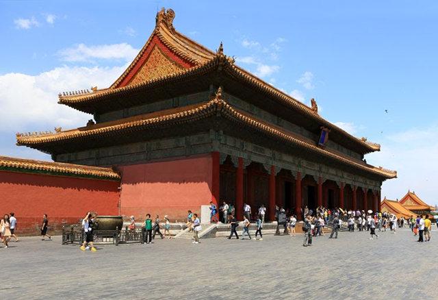 重游北京......之紫禁城_图1-1