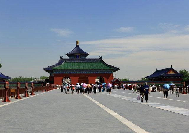 重游北京......之天坛_图1-2
