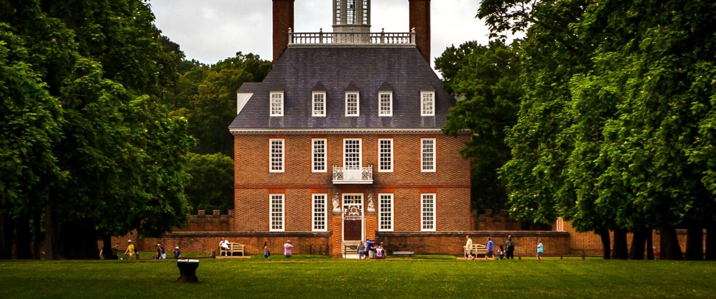 威廉斯堡,在美国最早的英国殖民地_图1-4