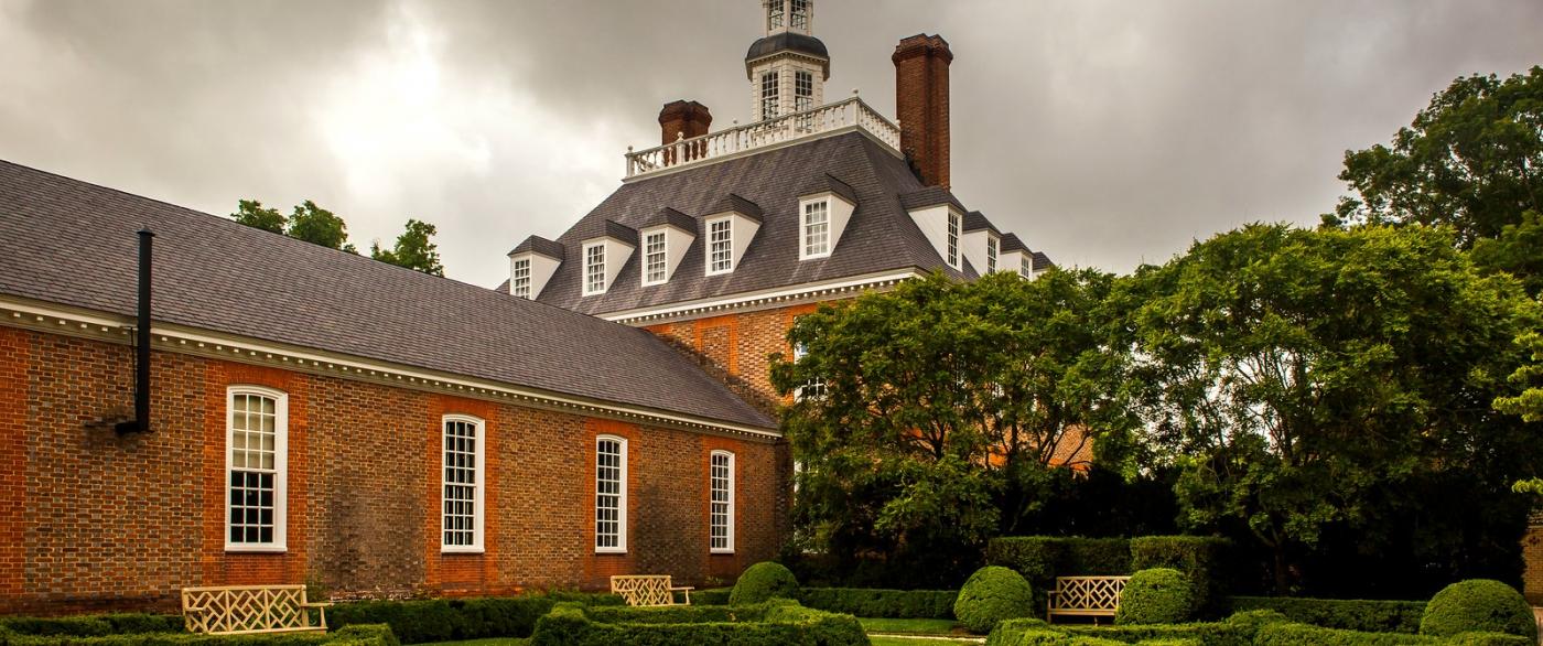 威廉斯堡,在美国最早的英国殖民地_图1-5