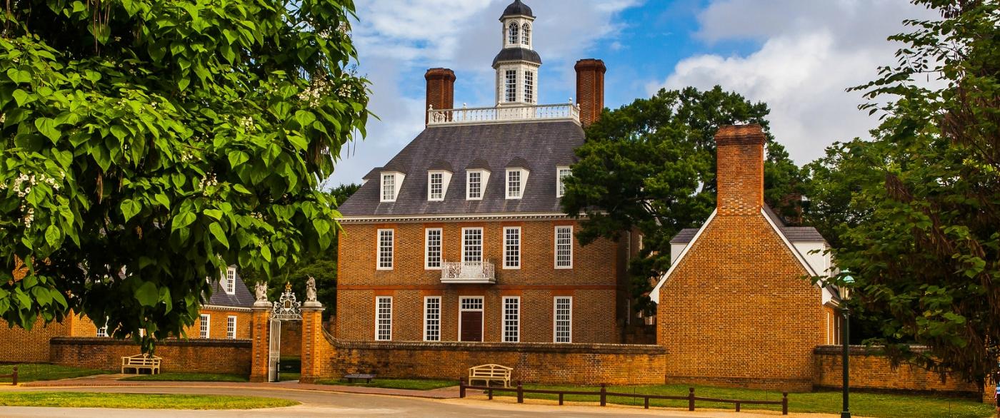 威廉斯堡,在美国最早的英国殖民地_图1-7