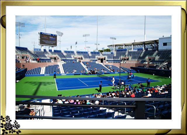 2017年美国世界网球公开赛(资格赛)花絮(摄于8月23日)_图1-1