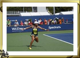 2017年美国世界网球公开赛(资格赛)花絮(