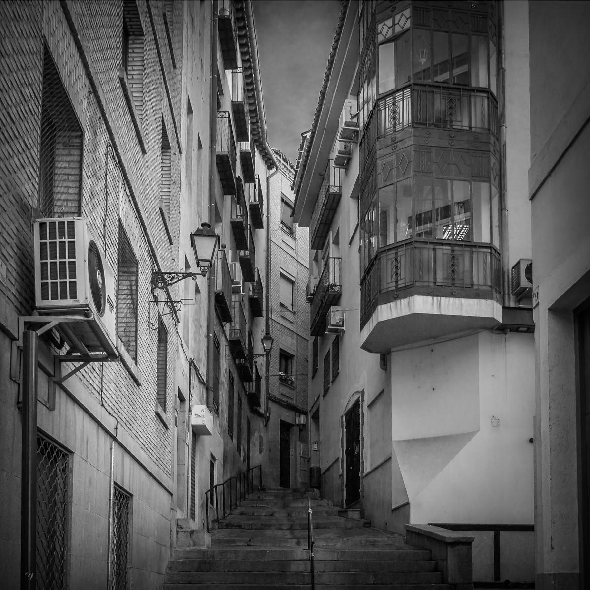 西班牙小镇,那些幽静的小石路_图1-10