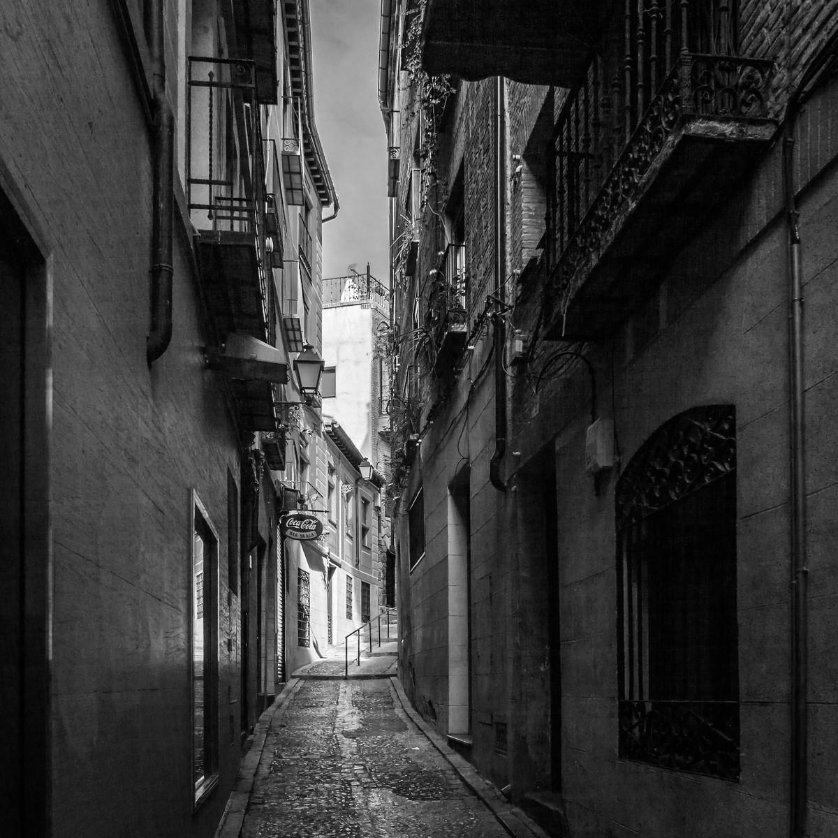 西班牙小镇,那些幽静的小石路_图1-8