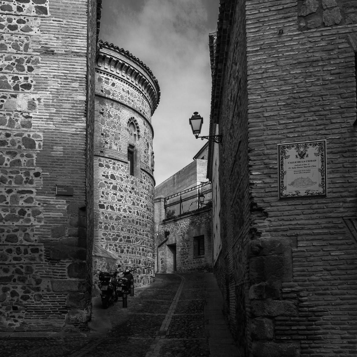 西班牙小镇,那些幽静的小石路_图1-7