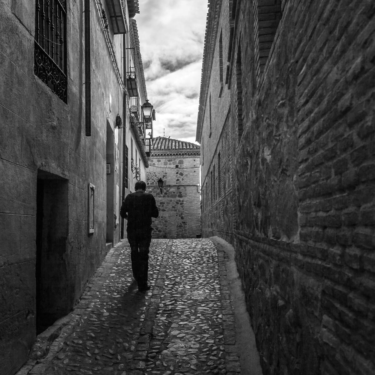 西班牙小镇,那些幽静的小石路_图1-4