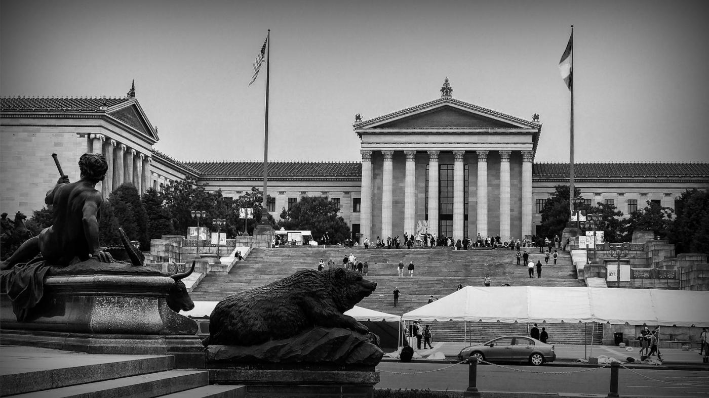 手机里的费城艺术博物馆_图1-5