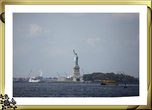 布鲁克林大桥公园是新一代的濱河公园,是绿地公园,视野开阔,欣赏曼哈顿天际线的好 . ..._图1-2