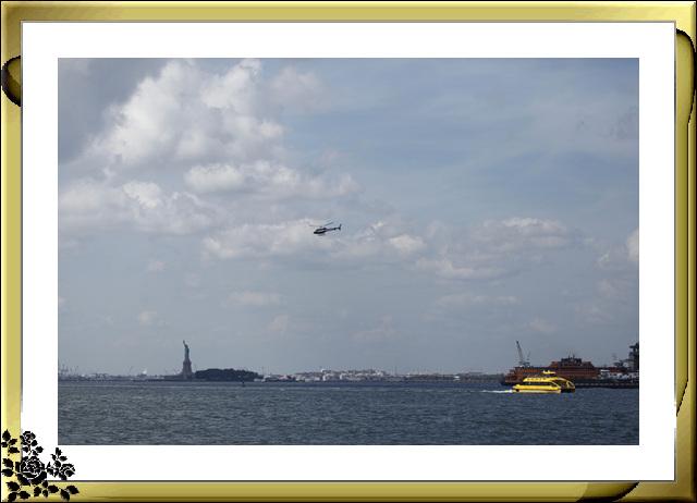 布鲁克林大桥公园是新一代的濱河公园,是绿地公园,视野开阔,欣赏曼哈顿天际线的好 . ..._图1-20