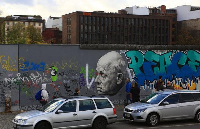 柏林墙壁画_图1-9