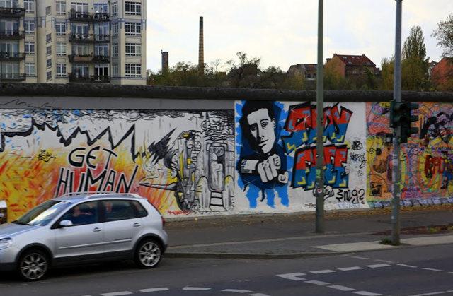 柏林墙壁画_图1-11
